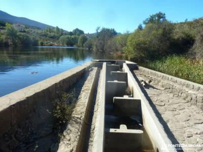 Azud y nacimiento Acueducto de Segovia; las lagunas de ruidera nacimiento del rio cuervo irati la hi